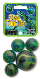 Marbles- Sea Turtle