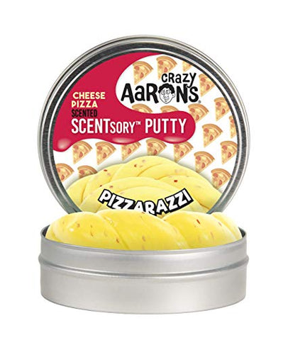 Crazy Aaron's Thinking Putty Scentsory Pizzarazzi