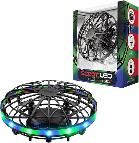 Force1 LED Scoot Drone