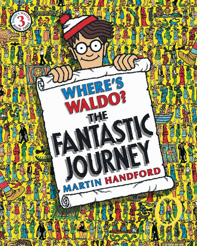 Where's Waldo Fantastic Journey