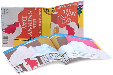 The Snowy Day/ Paperback