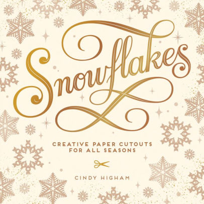 Snowflakes Creative Paper Cutouts For All Seasons