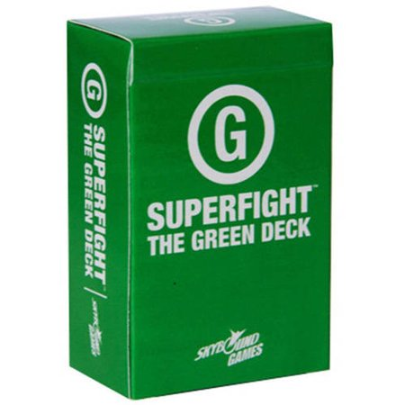 Superfight Expansion Packs