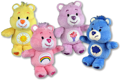 World's Smallest Toys Care Bears