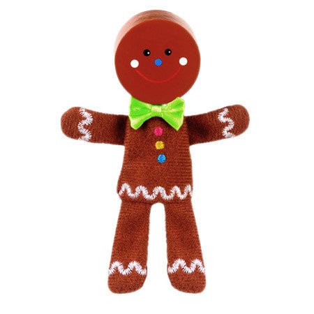 Finger Puppet Gingerbread Man