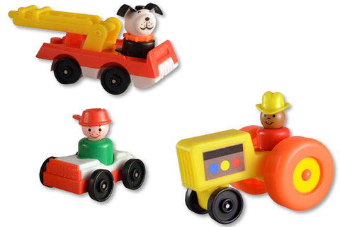 World's Smallest Toys Fisher Price Little People