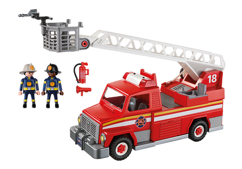 Rescue Ladder Unit