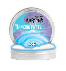 Crazy Aaron's Thinking Putty- Glow in the Dark 3.2oz