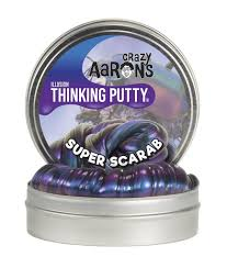 Crazy Aaron's Thinking Putty Super Illusion 3.2oz