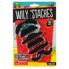 Wily 'Staches