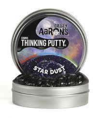 Crazy Aaron's Thinking Putty- Cosmic 3.2oz