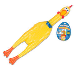Champion Rubber Chicken
