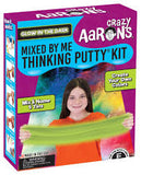 Crazy Aaron's Thinking Putty: Mixed By Me Kit Glow in the Dark