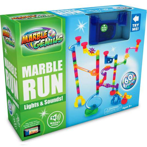 Marble Run Lights & Sounds