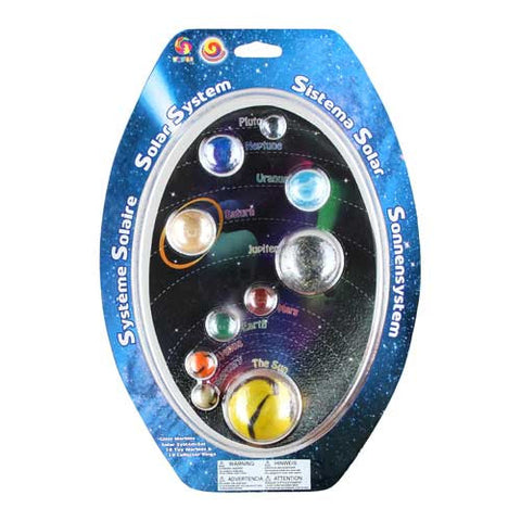 Solar System Marble Gift Set