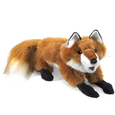 Hand Puppet-Small Red Fox