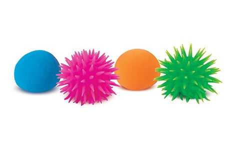 Hyper Flex Neon Stretch Balls