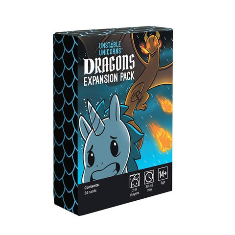 Unstable Unicorns Expansion-Drangons