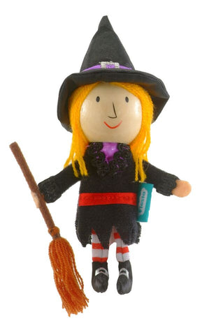 Finger Puppet- Witch