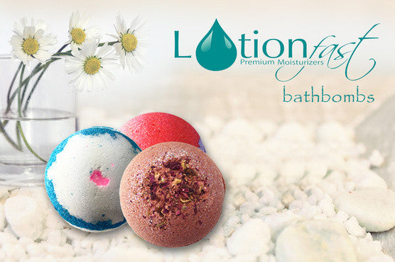 New Bath Bombs! Holidays are around the corner