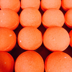 wholesale bath bombs orange slices