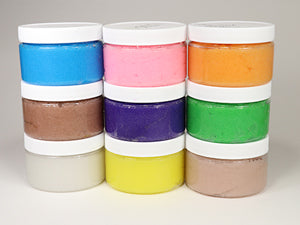 Wholesale Sugar Scrub Pre Filled Jars