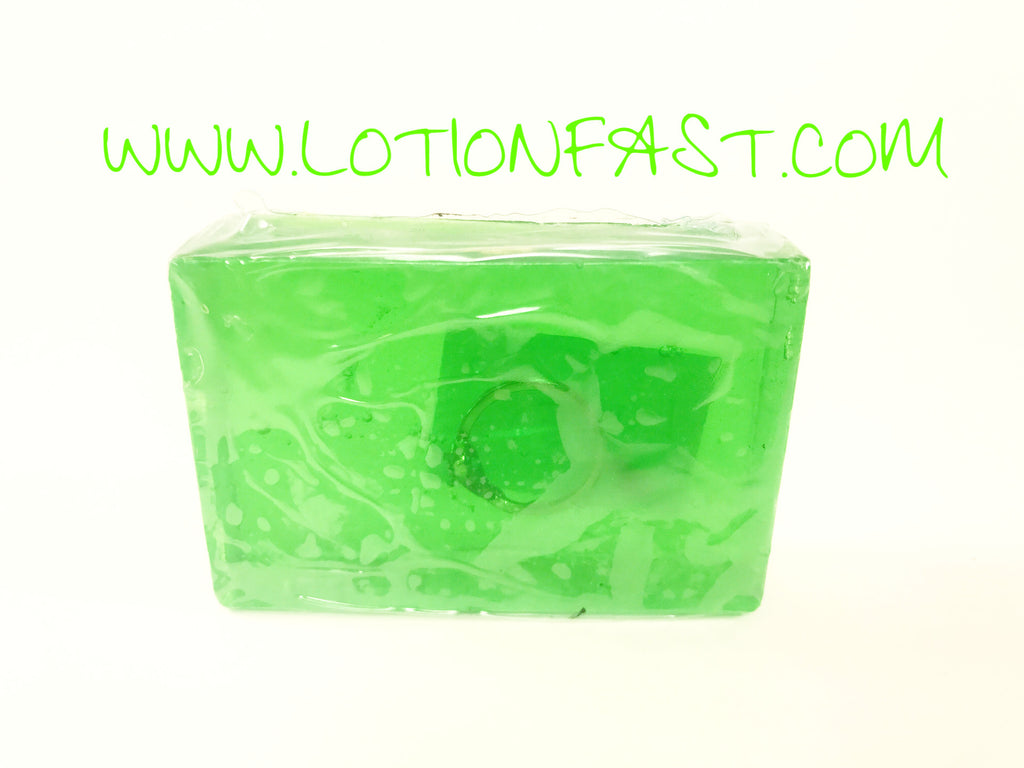 Lime Ring Soap