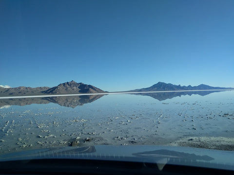 Flooded Salt Flats 100