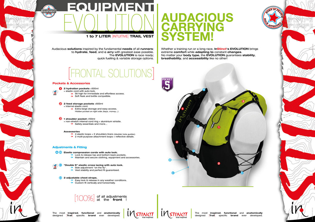 InStinct Evolution Trail Vest - Rocky Mountain Ultra - 4