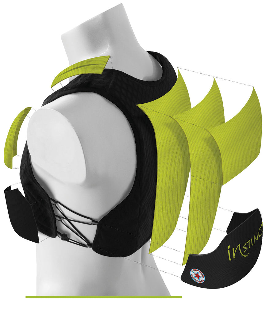 InStinct Evolution Trail Vest - Rocky Mountain Ultra - 3