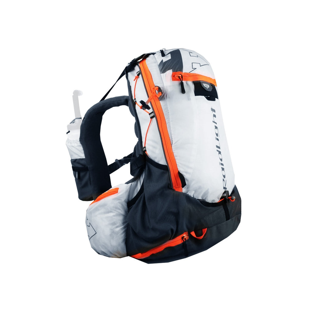 RaidLight Olmo Ultra Raid Desert 20L + 4L Front Pack - Rocky Mountain Ultra - 4