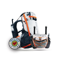 RaidLight Ultra Raid Desert 20L + 4L Front Pack - Rocky Mountain Ultra - 1