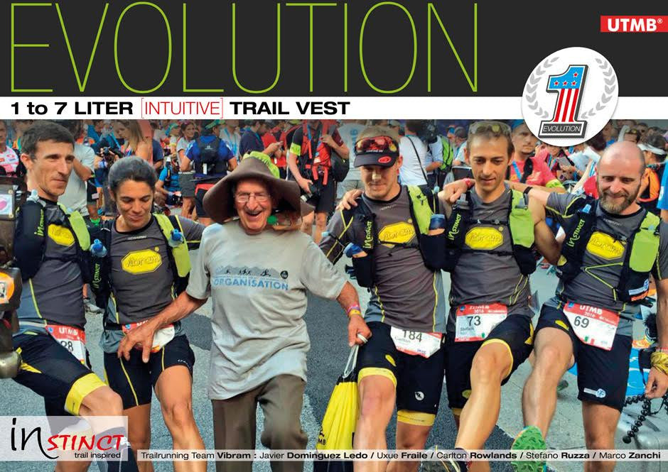 InStinct Evolution Trail Vest - Rocky Mountain Ultra - 5
