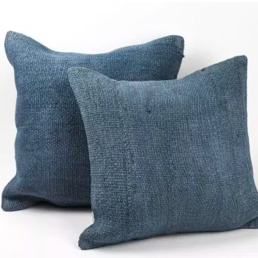 Wayfarer Textile Hemp Pillow
