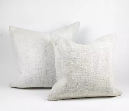 Textile Hemp Pillow
