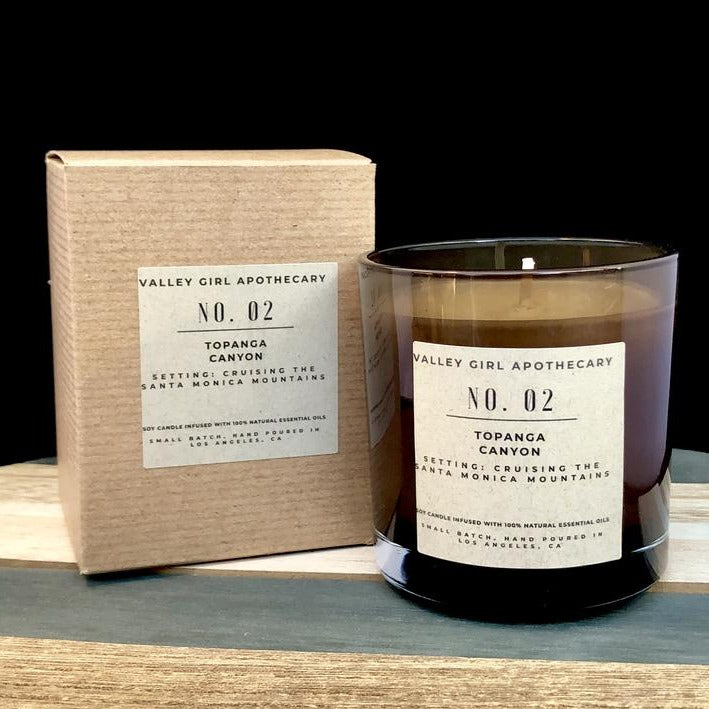 No. 2 Topanga Canyon Scented Candle