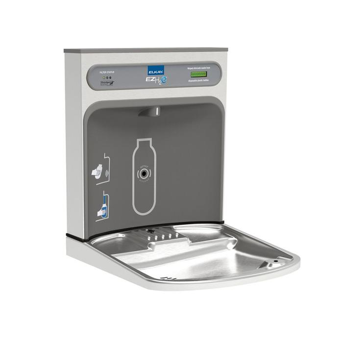 Retro-Fit Bottle Filling Station Options for Existing Drinking Fountains