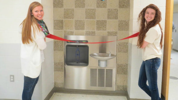 water bottle filling stations for schools