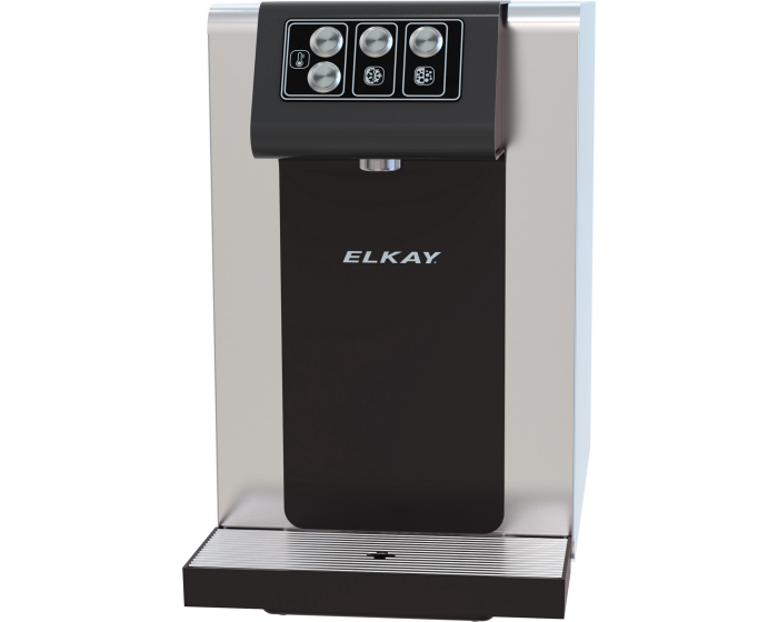 Elkay DSBSH130UVPC | Countertop Water Dispenser | Filtered, Refrigerated, Hot water - BottleFillingStations.com