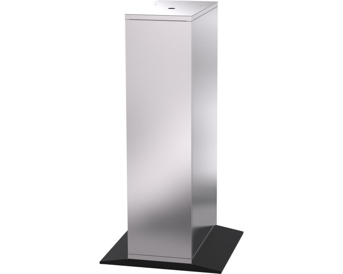 Elkay DSCABBSH | Water Dispenser Cabinet | Stainless Steel (To be used along a DSBSH130UVPC or DSBS130UVPC) - BottleFillingStations.com