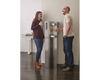 Elkay DSCABWH | Water Dispenser Cabinet | Stainless Steel (To be used along a DSWH160UVPC) - BottleFillingStations.com