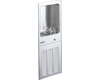 Elkay EFRCM8K | In-wall Drinking Fountain | Filterless, Refrigerated (Comes with Mounting Frame) - BottleFillingStations.com