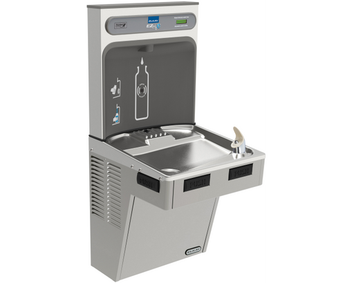 Elkay EMABF8WSLK | Single Bottle Filling Station, Filterless - BottleFillingStations.com