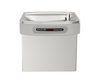 Elkay EZO8S | Wall-mount EZ-style Drinking Fountain | Filterless, Refrigerated, Hands-free, Stainless Steel - BottleFillingStations.com