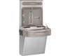 Elkay EZS8WSSK | Wall-mount Bottle Filling Station | Filterless, Refrigerated, EZ-style fountain, Stainless Steel - BottleFillingStations.com