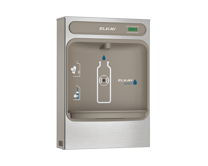 Elkay EZWSSM | SURFACE MOUNT Bottle Filler, Filterless, Non-Refrigerated - BottleFillingStations.com