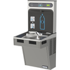 Halsey Taylor HTHB-HACG8PV-WF | Wall-mount Bottle Filling Station | Filtered, High-efficiency chiller, HAC-style fountain, Platinum Vinyl