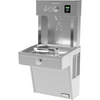 Halsey Taylor HTHBHVR | Wall-mount Bottle Filling Station | Filtered, Non-refrigerated, VRC-style fountain, Fully Vandal-resistant