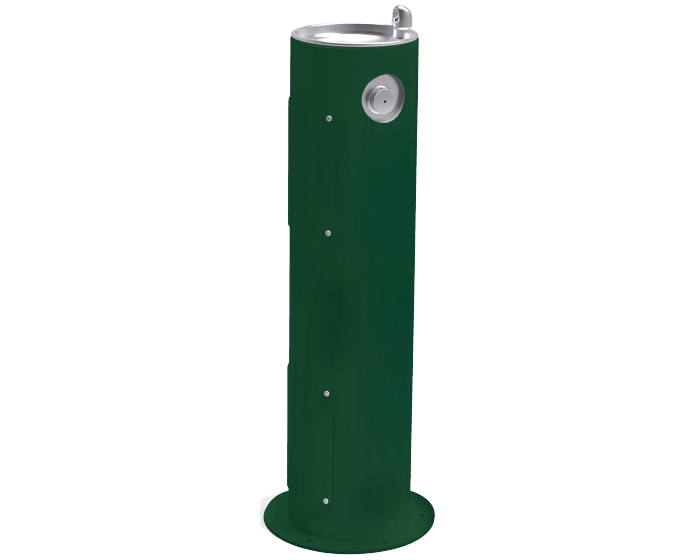 Elkay LK4400 | Freestanding Drinking Fountain | Filterless, Non-refrigerated