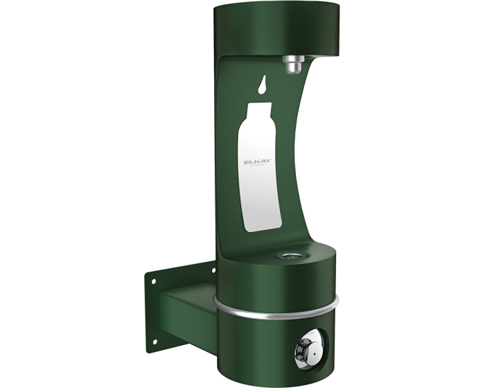 Elkay LK4405BFFRK | Wall-mount Bottle Filler | Filterless, Non-refrigerated, Freeze-resistant - BottleFillingStations.com